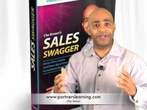 Che Brown  6 Lessons I Learned Publishing My First Book - Sales Swagger   Partners in Learning