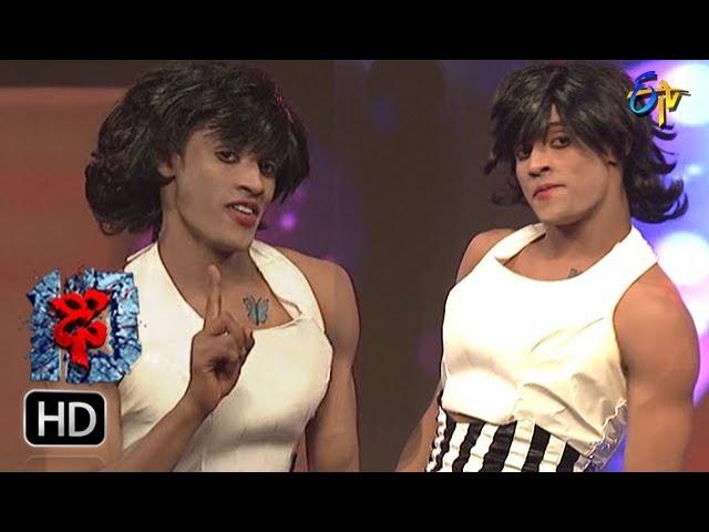 Raju Performance | Dhee 10 |  7th  March 2018| ETV Telugu #1