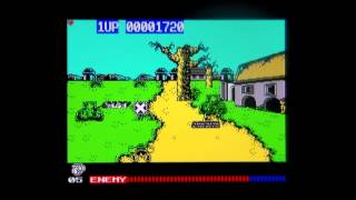 Cabal On ZX Spectrum