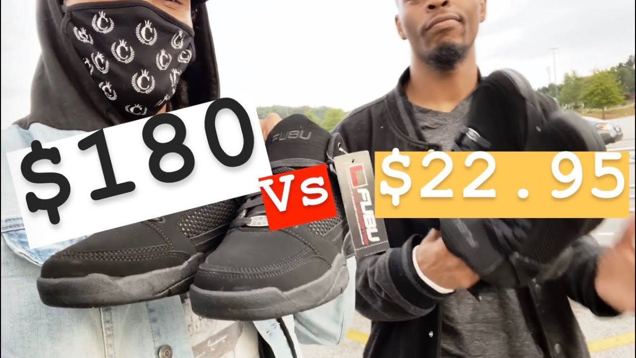 (Will it Dance?)$180 Jordan's vs $22 Walmart Shoes (Dance edition)