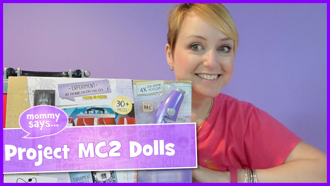 Project MC2 Dolls Why STEM Toys are Important for Girls