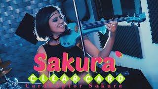 Cardcaptor Sakura: Clear Card OP ❤  VIOLIN ANIME COVER!