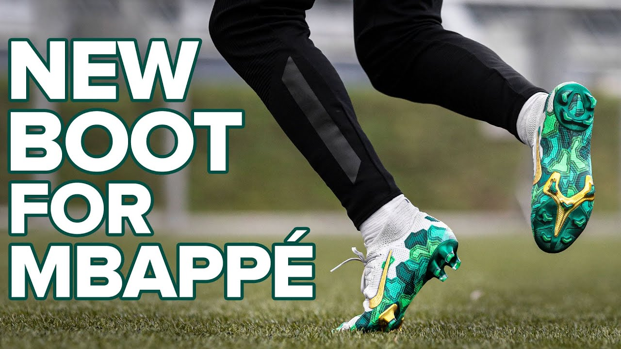 NEW MBAPPE SUPERFLY 7 SIGNATURE BOOTS