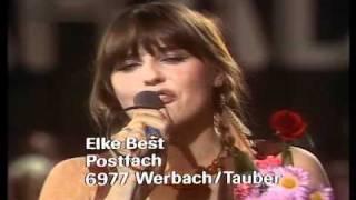 Elke Best - Die Babys krieg immer noch ich 1976