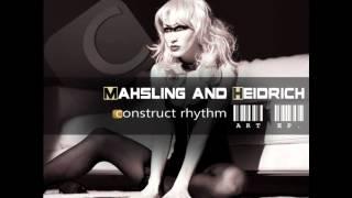 Mahsling And Heidrich - ART EP (Construct Rhythm Rec., Cat.Nr. CR2012-04)