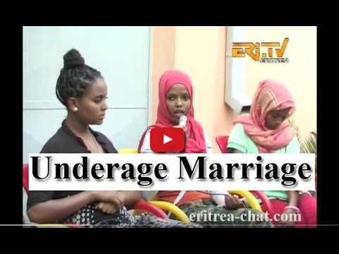 Eritrean Girls Interview about Underage Marriage – Emancipation And Women Rights - Part 2 thumbnail