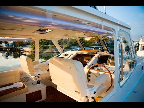 MJM Yachts 40z Exterior Operational Review