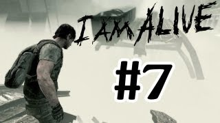 I Am Alive Walkthrough Part 7 - PC Max Settings Gameplay With Commentary 1080P