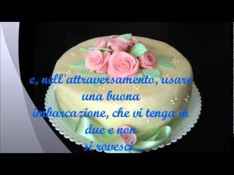 Favoloso Auguri Anniversario.wmv - YouTube KB17