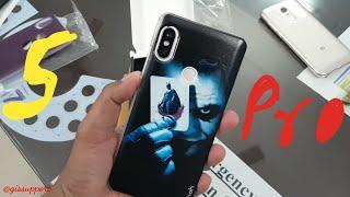 [Part 1] Xiaomi Redmi Note 5 Pro, Mi A2 Accessories !!! (Back Case & Cover)