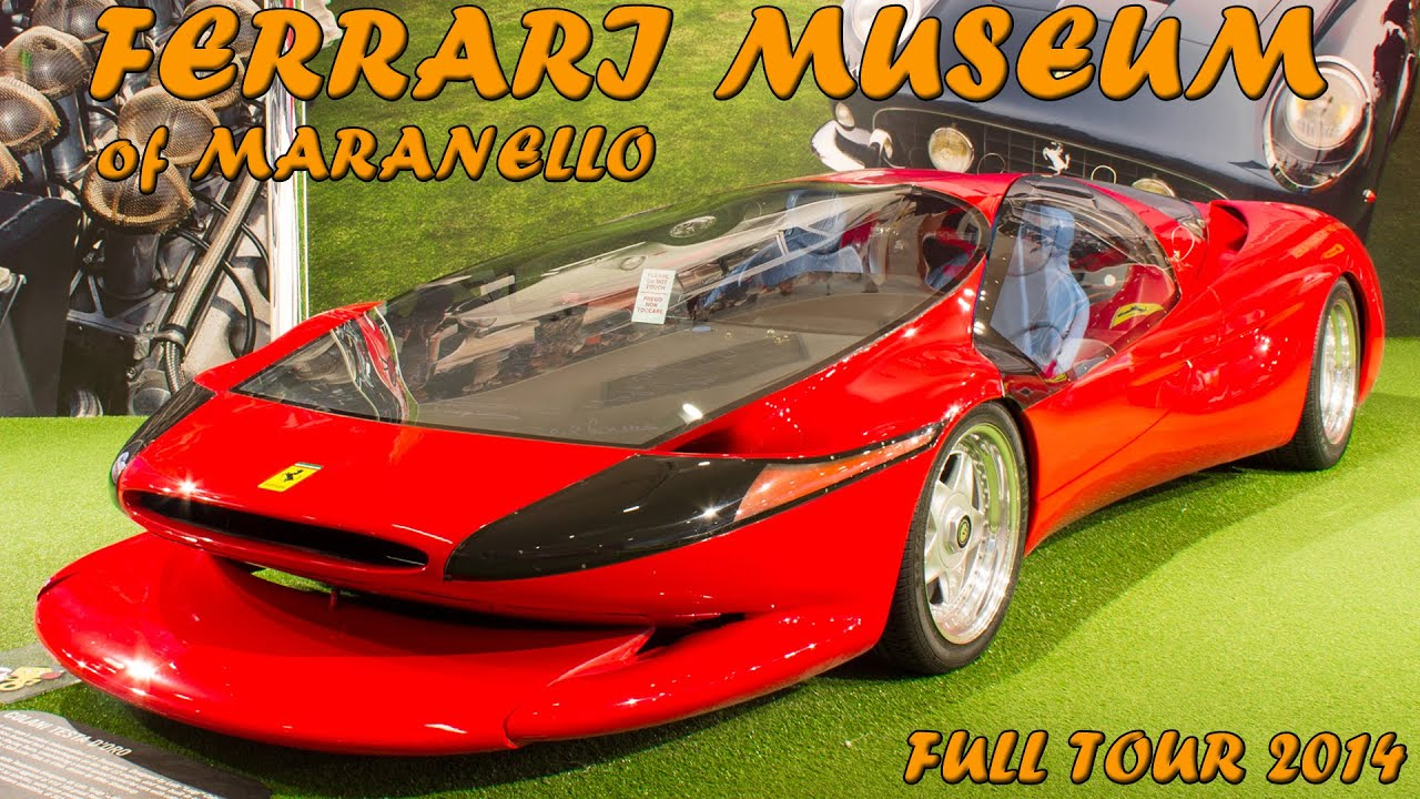 ferrari museum of maranello full tour f40 lm 458 gt2. Black Bedroom Furniture Sets. Home Design Ideas