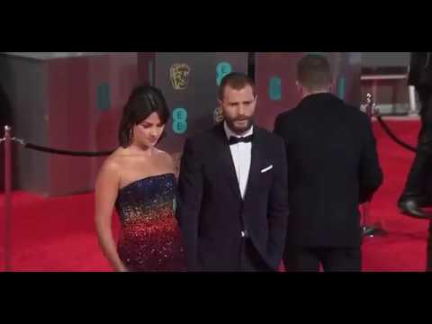 Jamie Dornan, Amelia Warner - BAFTA Red Carpet