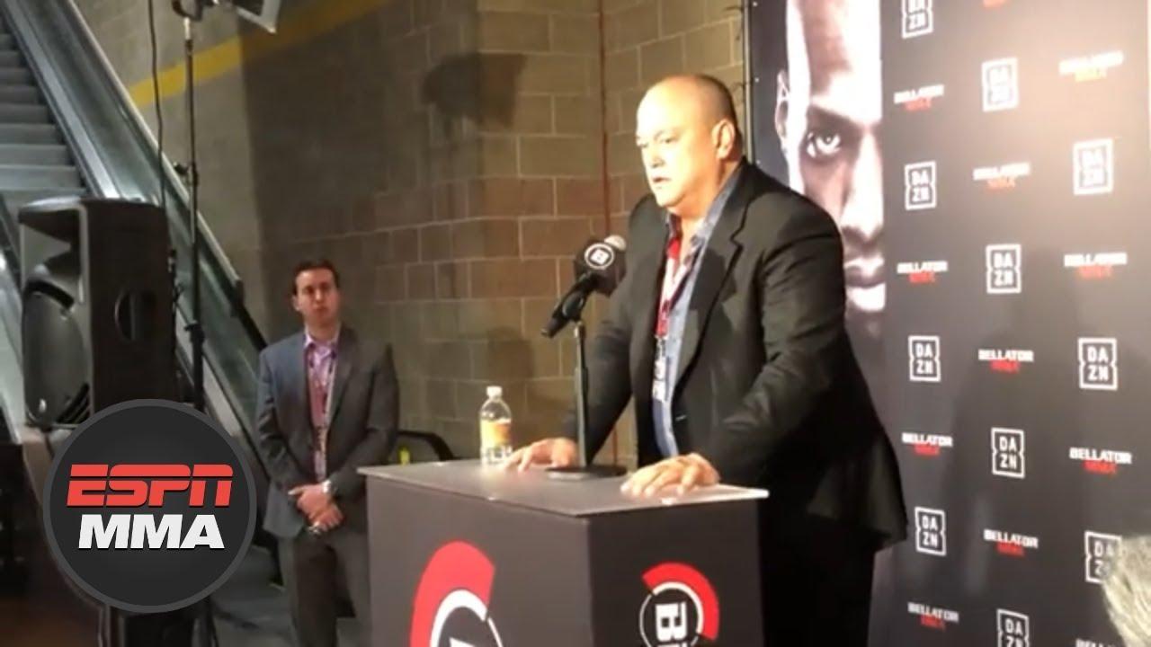 Scott Coker Post-Fight Press Conference | Bellator 216 | ESPN MMA