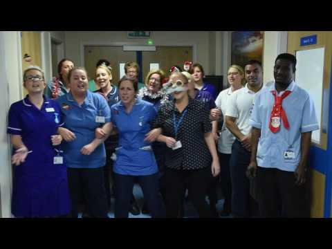 Leeds Major Trauma Centre - Christmas 2016