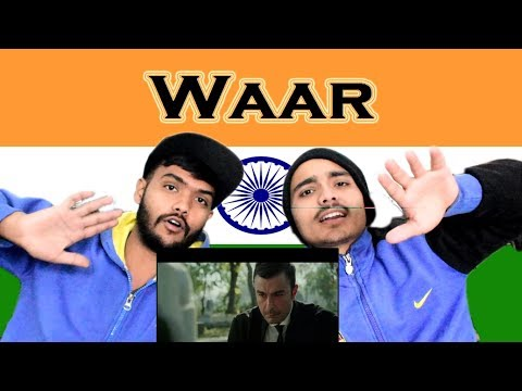 Indian Reaction on Waar | Swaggy d