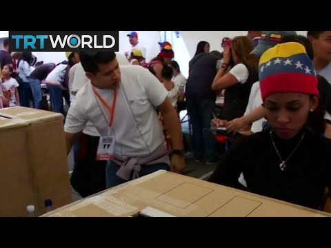 Venezuela On the Edge: 7.2M Venezuelans vote in anti-Maduro poll