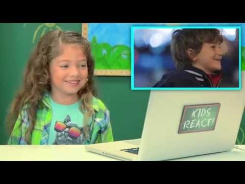 KIDS REACT TO SLAP HER (Thug Life)
