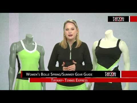 Bolle Spring 2014 | Women's Gear Guide | Tennis Express