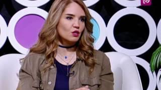 لينا الكرد - ال جي الترامارثون البحر الميت