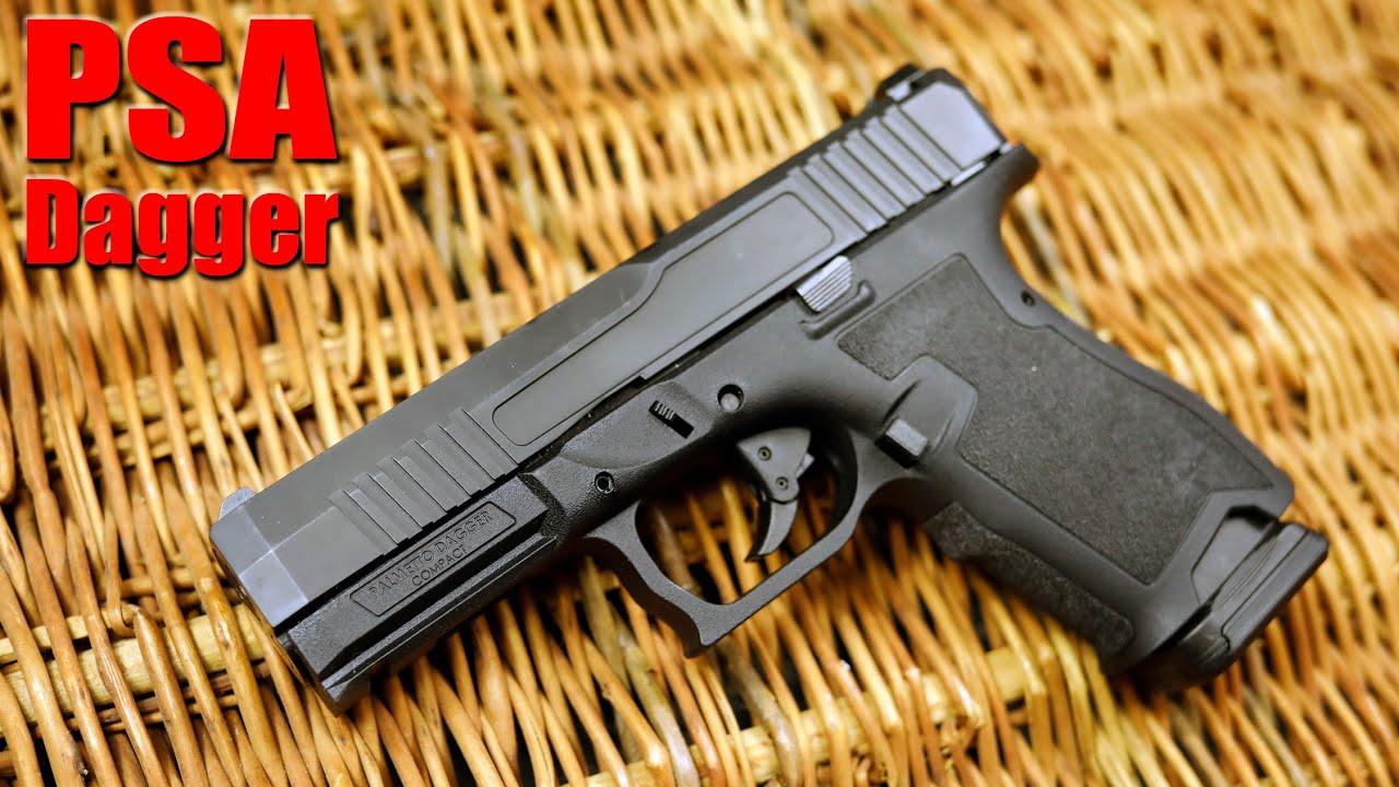 PSA Dagger: The $300 Glock First Shots & Impressions