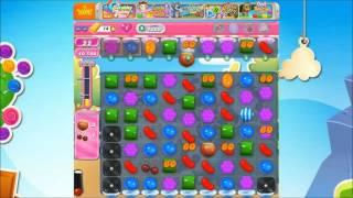 Candy Crush Saga, Level 1366, No Boosters
