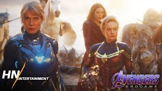 MARVEL OFFICIALLY Explains Why The A-Force Scene Was Included in Avengers Endgame
