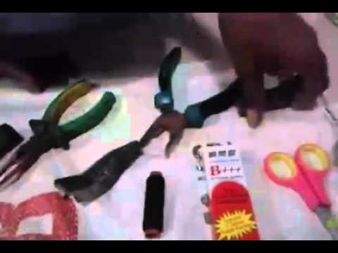 How To Make Jump Frog Lure For Casting The Snakehead Fish