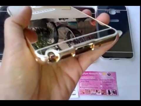 samsung-metal-bumper-case-mirror-sliding-instaling-(cara-buka-pasang-bumper-hp-sliding))