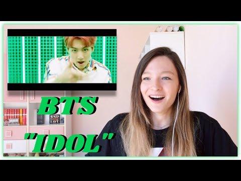 "BTS ""Idol"" [MV] REACTION | Lili White"
