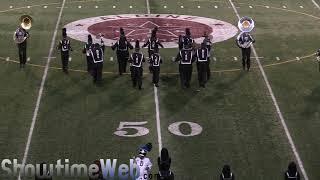 Dunbar High Marching Band - 2018 Houston MLK BOTB