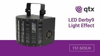 151.605UK - DERBY9 LED Light Effect