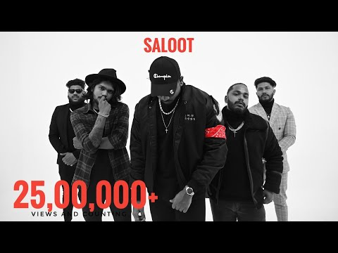 King - Saloot   The Gorilla Bounce   Prod. by Section 8   Latest Hit Songs 2021