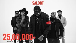 King - Saloot | The Gorilla Bounce | Prod. by Section 8 | Latest Hit Songs 2021