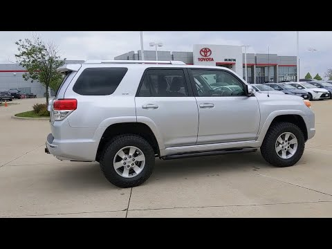 Arlington Toyota Il >> 2010 Toyota 4Runner Schaumburg, Arlington Heights, Buffalo ...