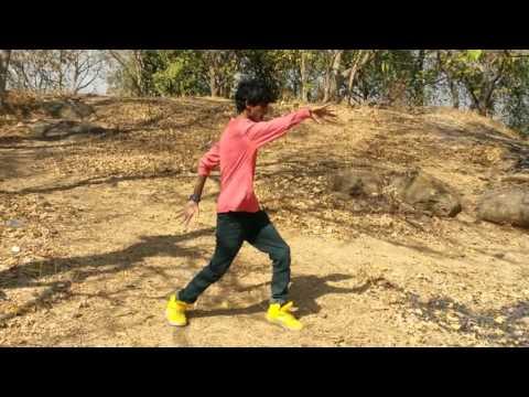 Ishq Wala Love | Lyrics Hip hop Dance | Sunil a.k.a Sinu