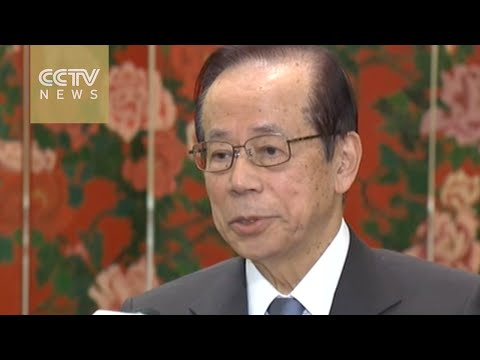Yasuo Fukuda calls for more exchanges with China