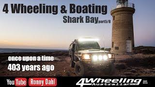 4 Wheeling & Boating Shark Bay, part 5/8 403 years ago