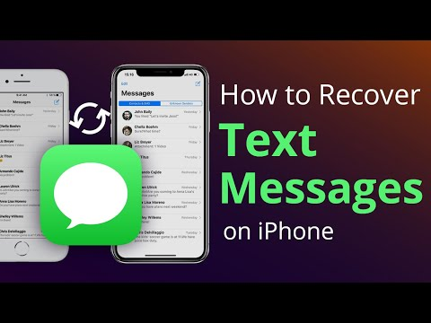Where can i find deleted messages on my iphone 6