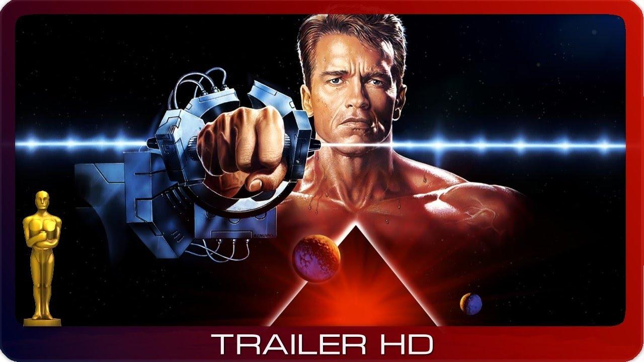 Total Recall ≣ 1990 ≣ Trailer #2 ≣ German | Deutsch