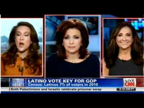 Leslie Sanchez discusses Hispanic Voters - YouTube