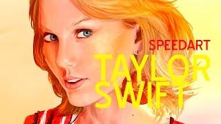 TAYLOR SWIFT SpeedArt - Dhante