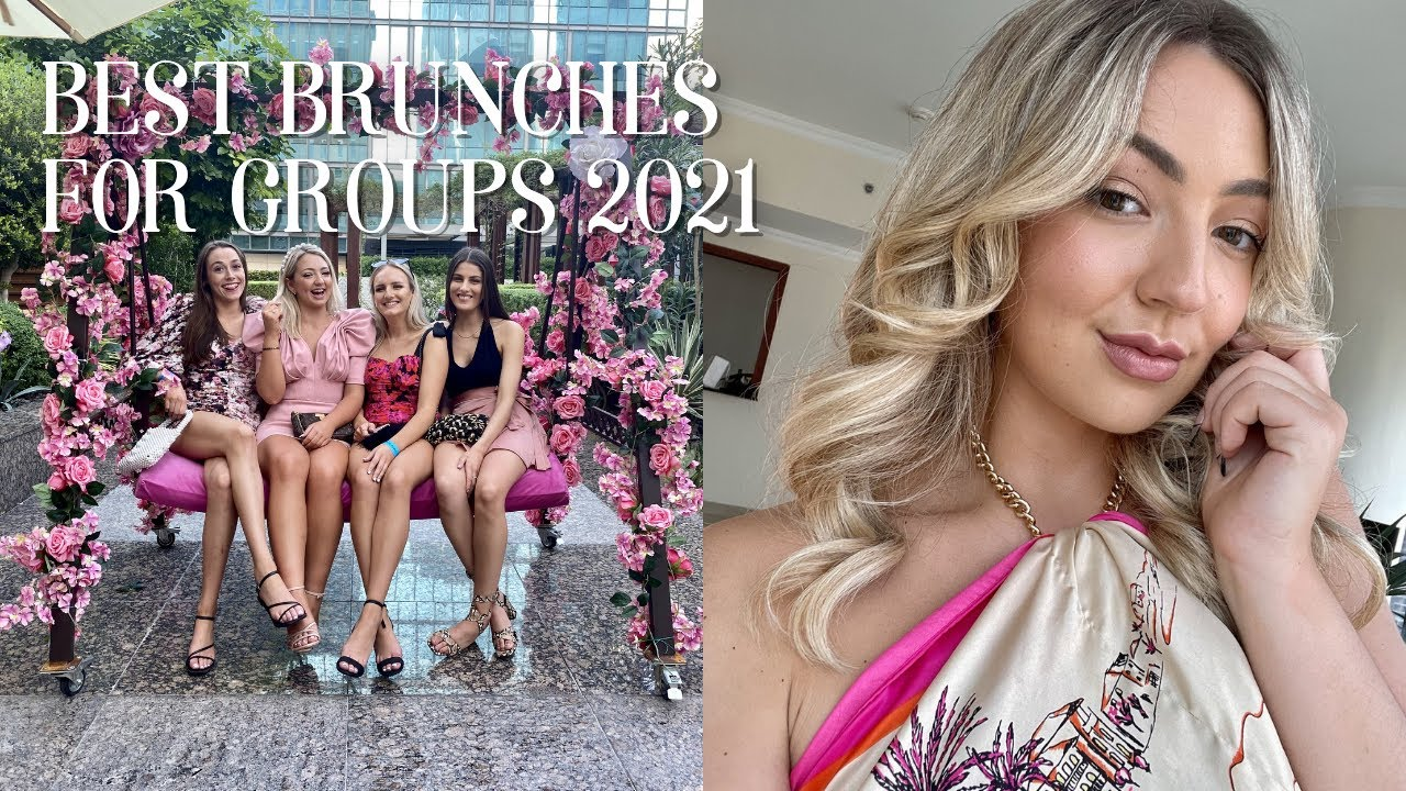 Best brunches in Dubai for groups 2021