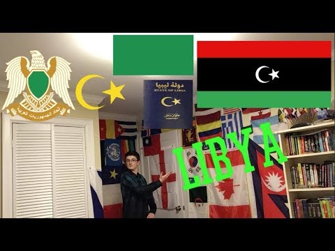 VexillologyHub's World Tour Episode 9: National Symbols of Libya