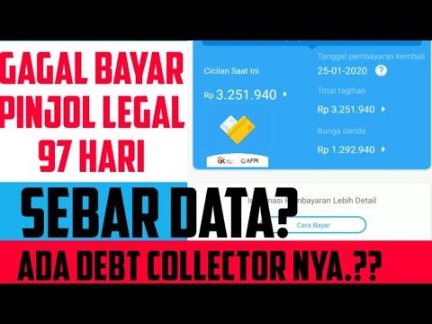 Rupiah Cepat Gagal Bayar Pinjol Legal 97 Hari Ada Dc Nya Engga