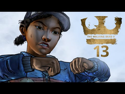 Jirka Hraje - The Walking Dead Season 2 #13 - Uvězněni v karavanu