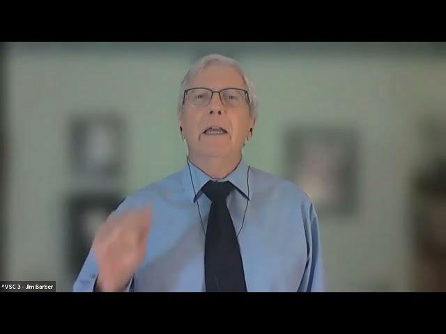 2021 Video Speech Contest Winner: Jim Barber - Online Presenters Toastmasters