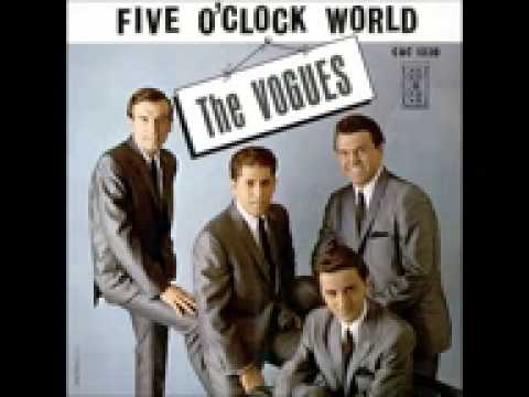The Vogues Five OClock World Stereo Remastered HQ Version use 480p   YouTube1