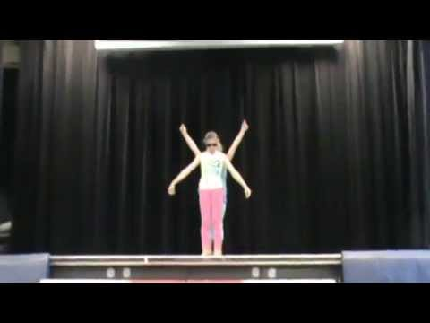 KCS Has Talent 2015 - Grade 5 students dance to Riptide by Vance Joy