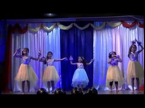 Tukur Tukur DMA Kids Dance 2017