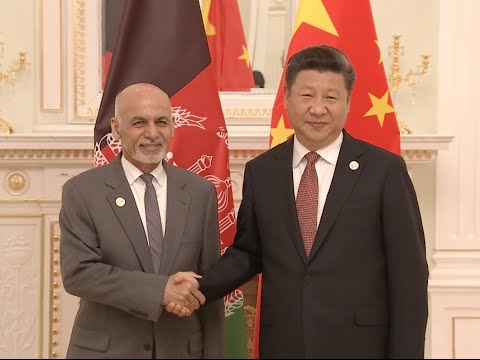 China to Proactively Join International Aid to Rebuilding of Afghanistan: President Xi